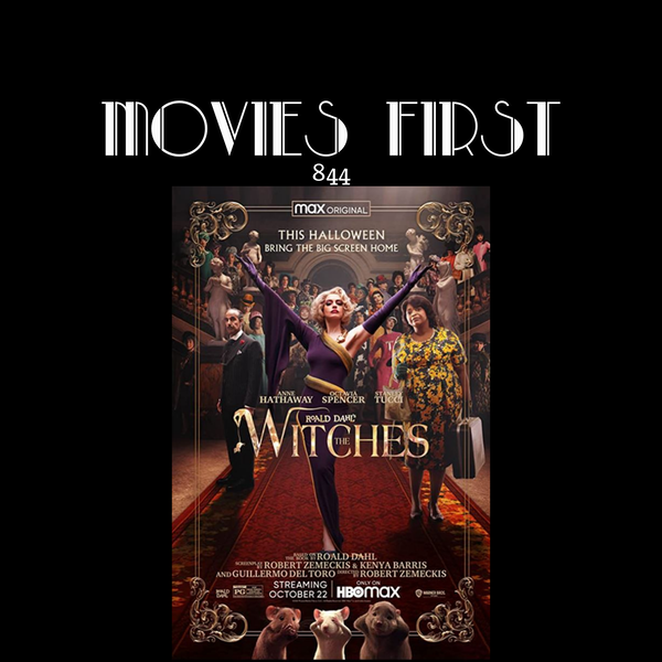The Witches (Adventure, Comedy, Family) (the MoviesFirst review) Image