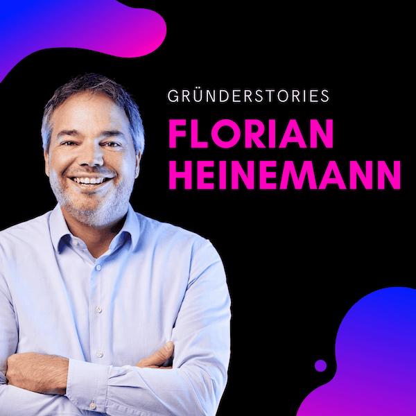 Florian Heinemann, Project A Ventures | Gründerstories Image