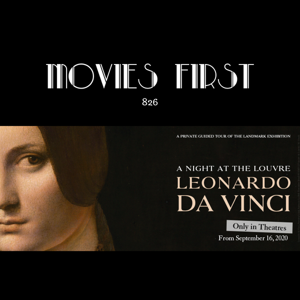 A Night At The Louvre: Leonardo Da Vinci(Documentary)(the @MoviesFirst review) Image