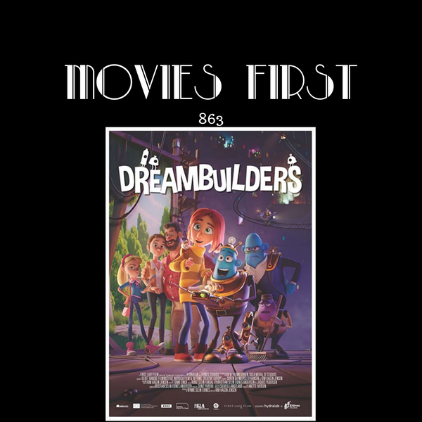 Dreambuilders (Animation, Adventure, Comedy) (Drømmebyggerne (original title) (Denmark) (the @MoviesFirst review) Image