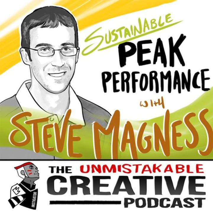 Listener Favorites: Steve Magness   Sustainable Peak Performance