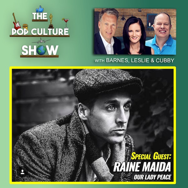 Raine Maida (Our Lady Peace) Interview + Alpha Kenny One + This Week in Celebrity Sleaze Image