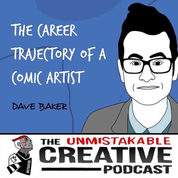 Dave Baker   The Career Trajectory of a Comic Artist Image