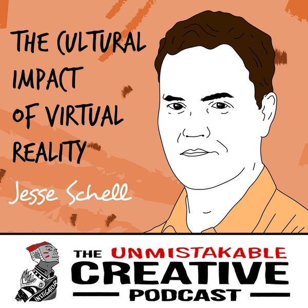 Jesse Schell | The Cultural Impact of Virtual Reality Image