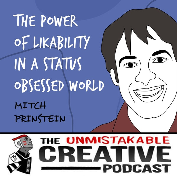 Mitch Prinstein | The Power of Likability in a Status Obsessed World Image