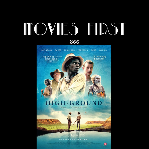 High Ground (Action, Thriller)(the @MoviesFirst review) Image