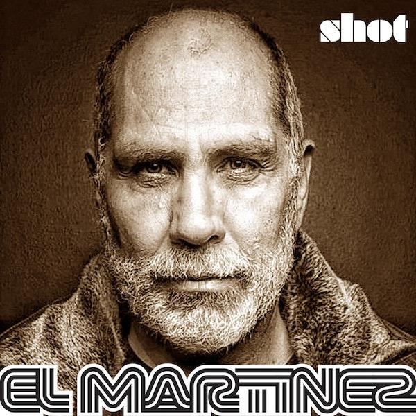 El Martínez Shot. Guillermo Arriaga. Salvar el fuego binaural. Image