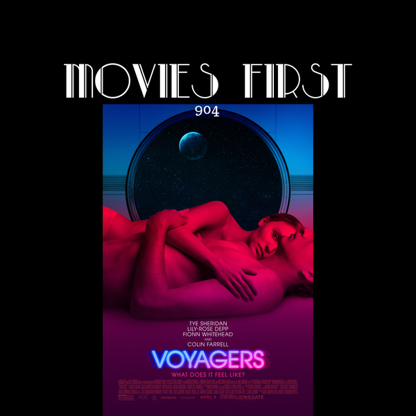 Voyagers (Adventure, Sci-Fi ,Thriller) (the @MoviesFirst review) Image