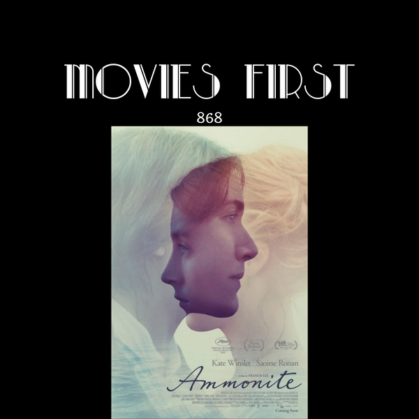 Ammonite (Biography, Drama, Romance) (the @MoviesFirst review) Image