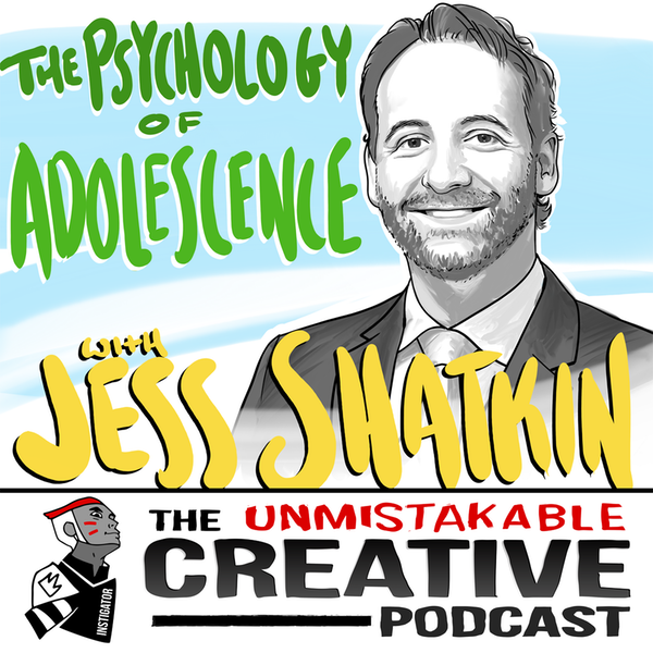 Listener Favorites: Jess Shatkin | The Psychology of Adolescence Image