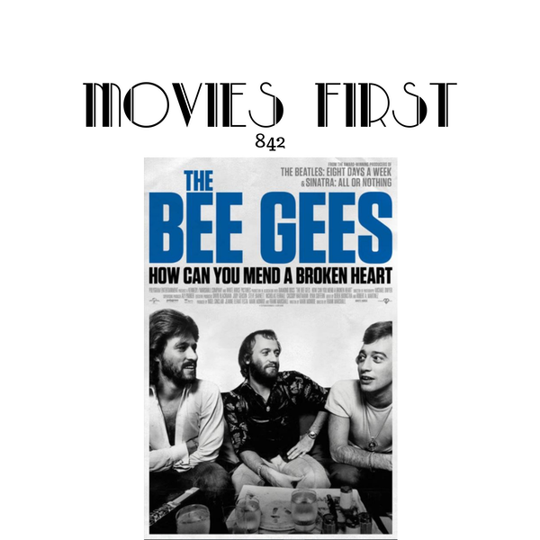 The Bee Gees: How Can You Mend A Broken Heart (Documentary) (the @MoviesFirst review) Image