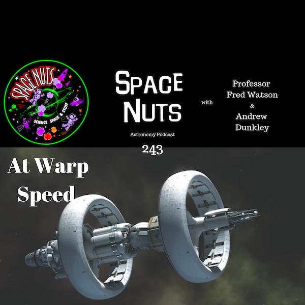 At Warp Speed
