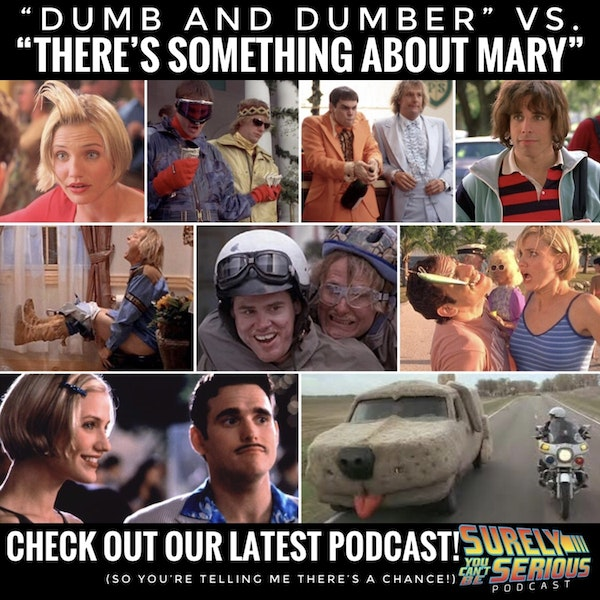Dumb and Dumber (1994) vs. There's Something About Mary (1998): Part 2 Image