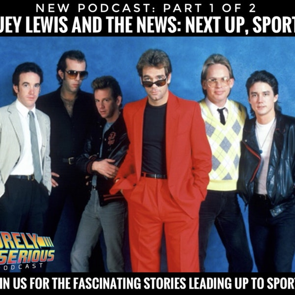 Huey Lewis and the News: Up Next Sports! Image