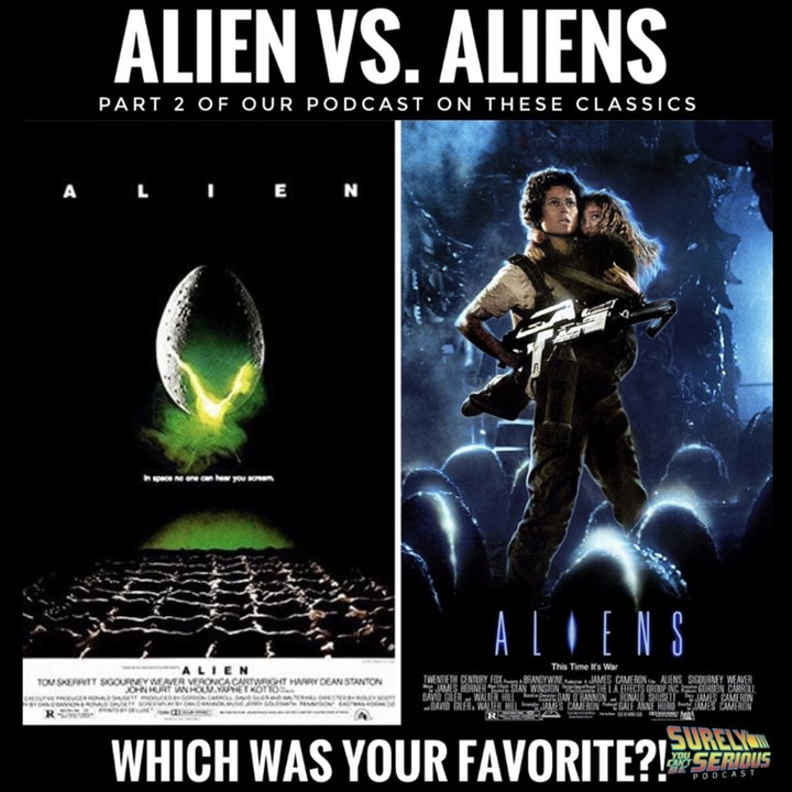 Alien (1979) vs. Aliens (1986): Part 2