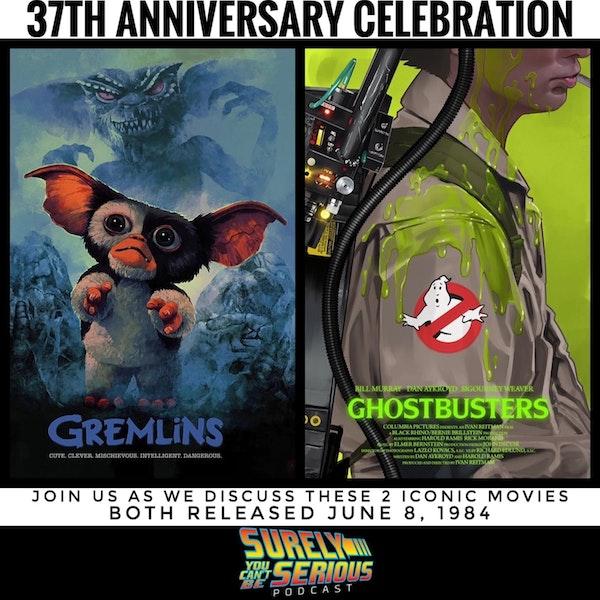 Ghostbusters ('84) or Gremlins ('84) Image