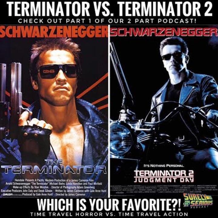 Terminator (1984) vs. Terminator 2 (1991): Part 1