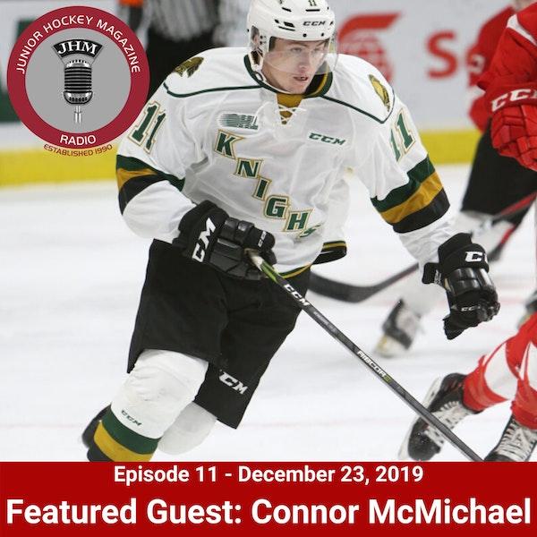 Junior Hockey Magazine - Episode 11 - Monday, December 23.