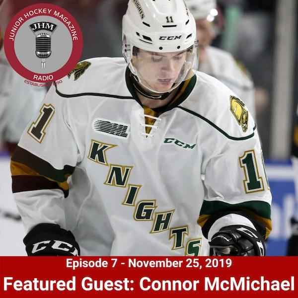 Junior Hockey Magazine - Episode 7 - Monday, November 25.