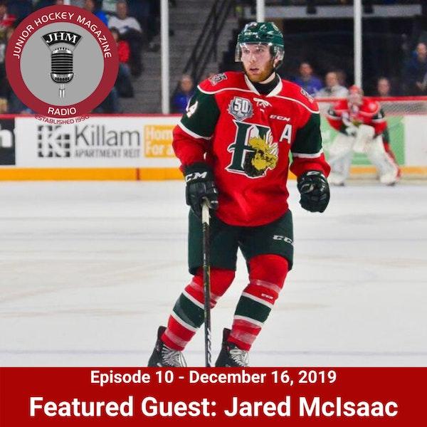 Junior Hockey Magazine - Episode 10 - Monday, December 16.