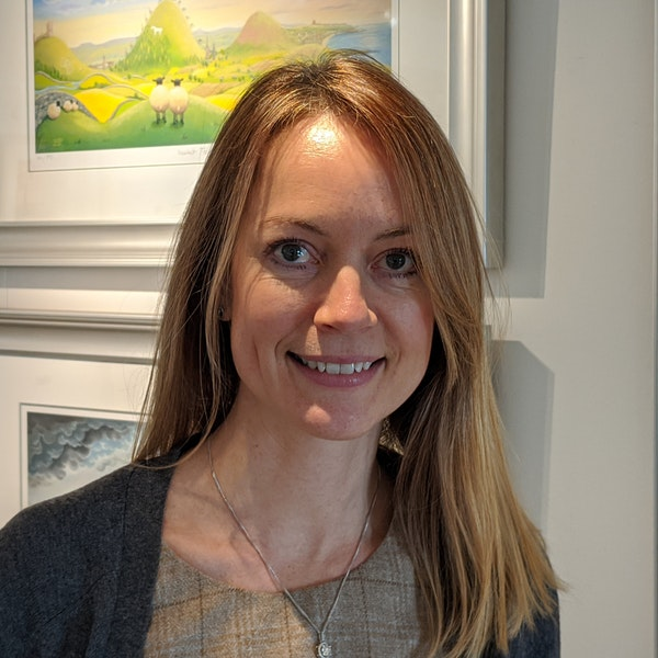 #2/05 Lucy Pittaway - Award Winning Artist Image