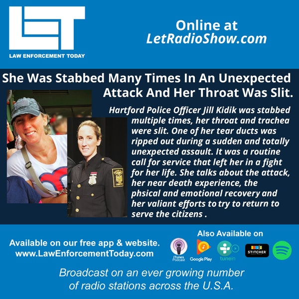 S5E67: She Was Stabbed Many Times In An Unexpected Attack And Her Throat Was Slit