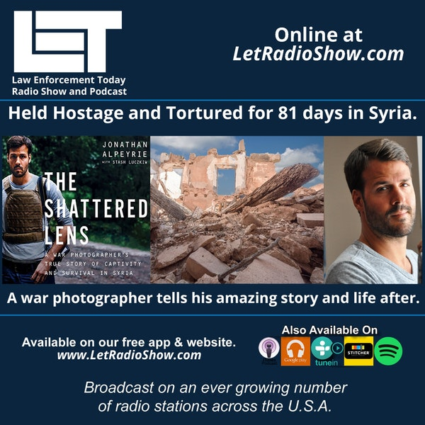 S5E55: Held Hostage and Tortured for 81 days in Syria. He tells his amazing story and life after.