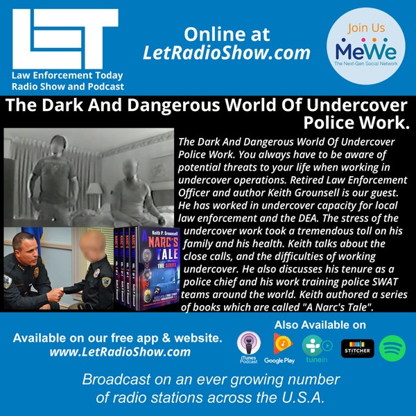S5E20: The Dark And Dangerous World Of Undercover Police Work. Image
