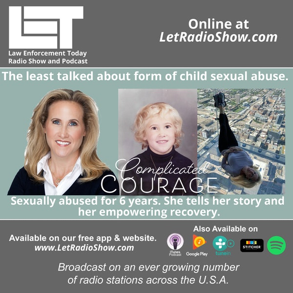 S5E59: The least talked about form of child sexual abuse. Sexually abused for 6 years. She tells her story and her empowering recovery.