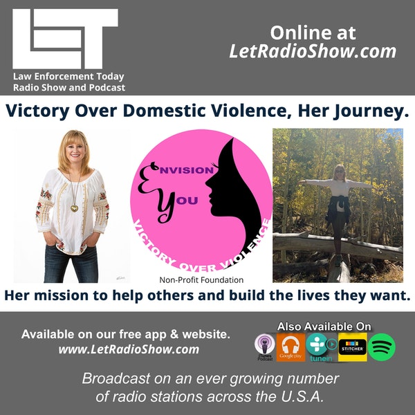 S5E68: Victory Over Domestic Violence, Her Journey. Her Mission To Help Others And Build The Lives They Want.