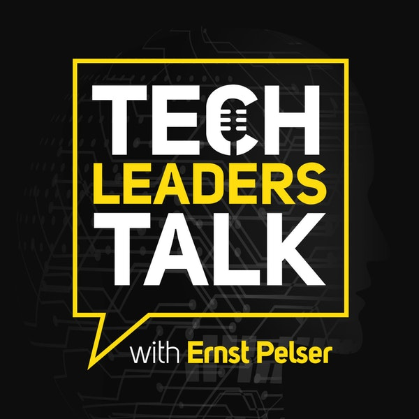 Vijay Solanki on the Tech Leaders Talk show Image