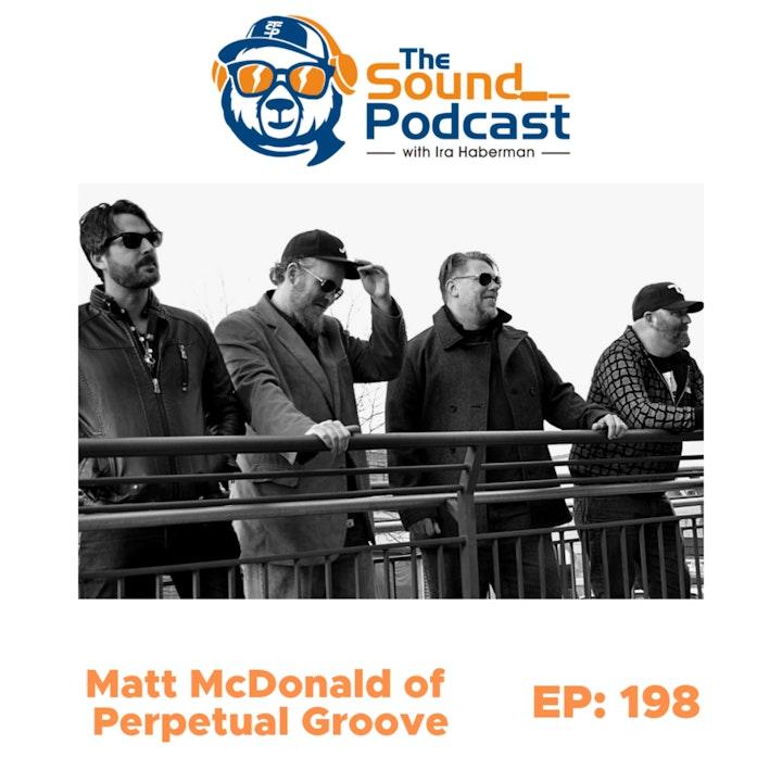 Matt McDonald of Perpetual Groove