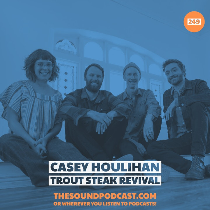 Casey Houlihan from Trout Steak Revival