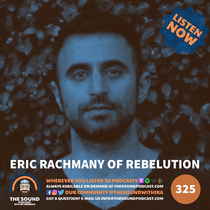 Eric Rachmany of Rebelution