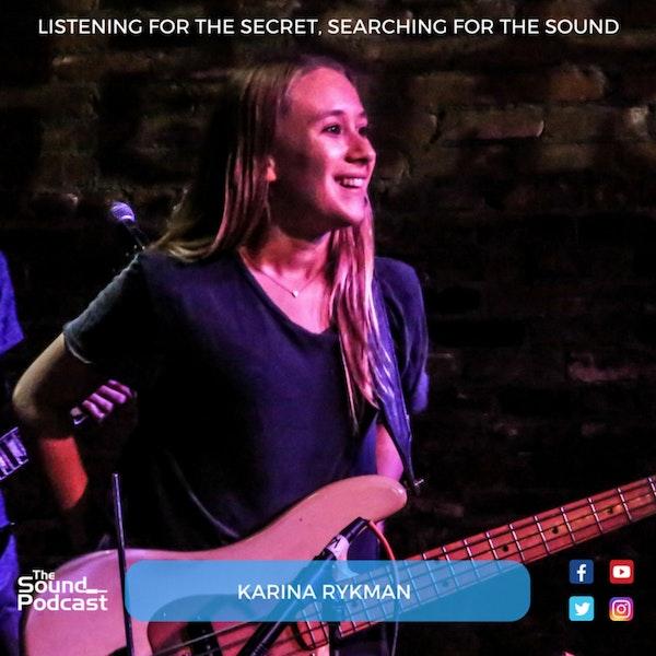 Episode 62: Karina Rykman