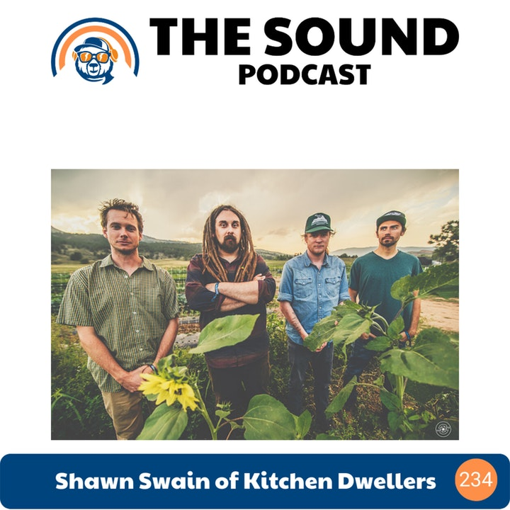 Shawn Swain of Kitchen Dwellers