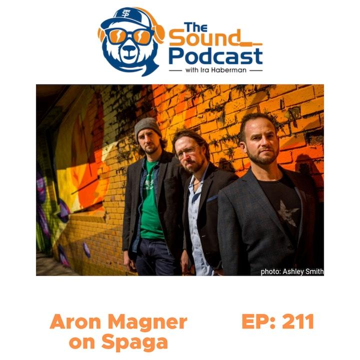 Aron Magner on Spaga