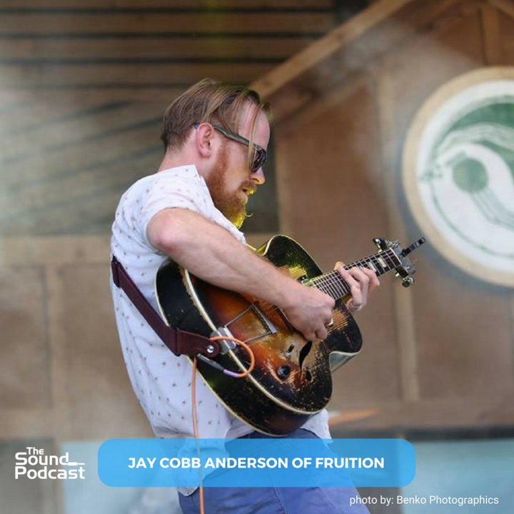 Episode 129: Jay Cobb Anderson of Fruition