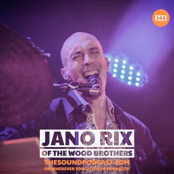 Jano Rix of The Wood Brothers