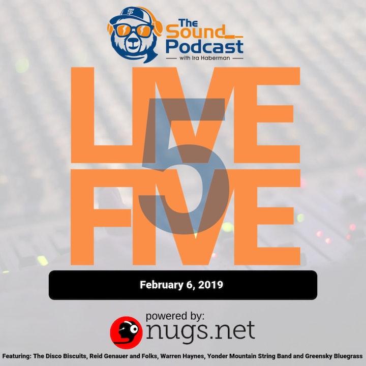 Episode: 6 - Live 5 - February 6, 2019.
