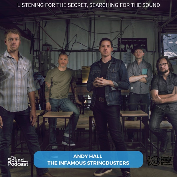 Episode 169: Andy Hall - The Infamous Stringdusters Image