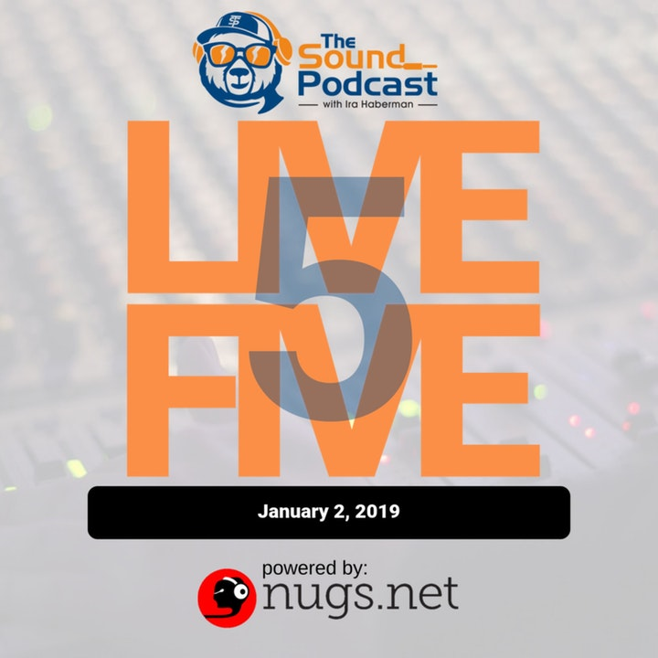 Episode: 1 - Live 5 - January 2, 2019.