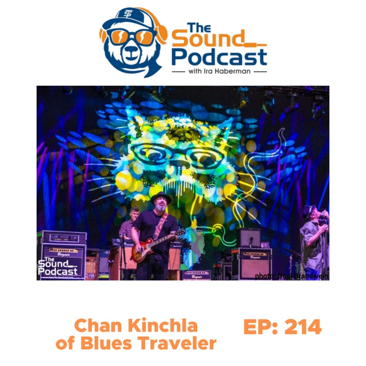 Chan Kinchla of Blues Traveler