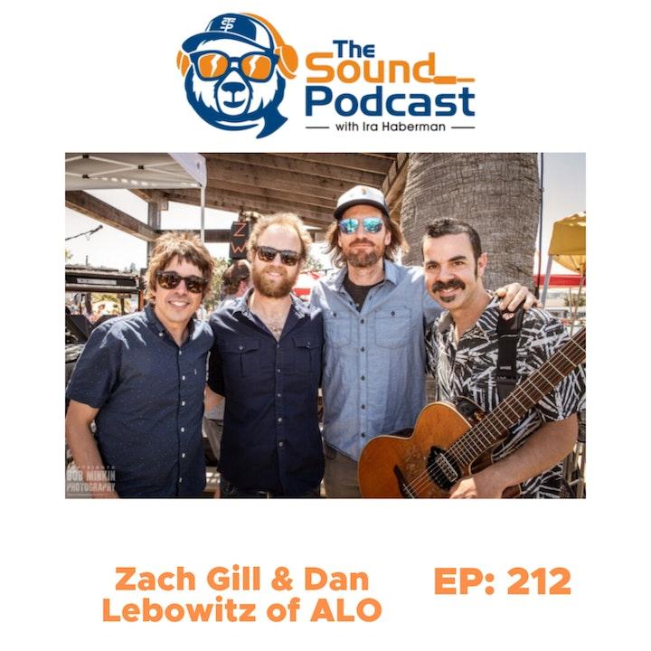 Zach Gill & Dan Lebowitz of ALO