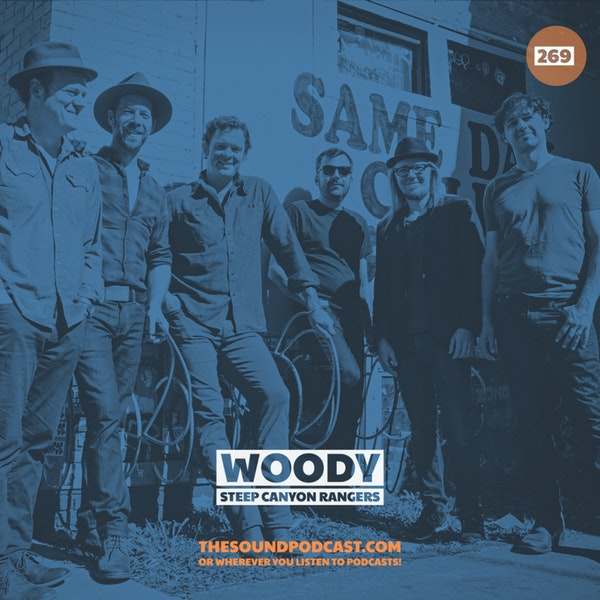 Woody from The Steep Canyon Rangers
