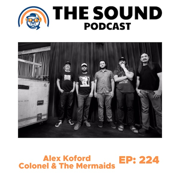 Alex Koford of Colonel & The Mermaids