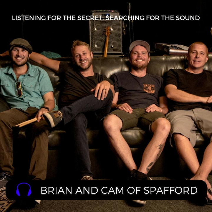 Episode 36: Brian and Cam of Spafford