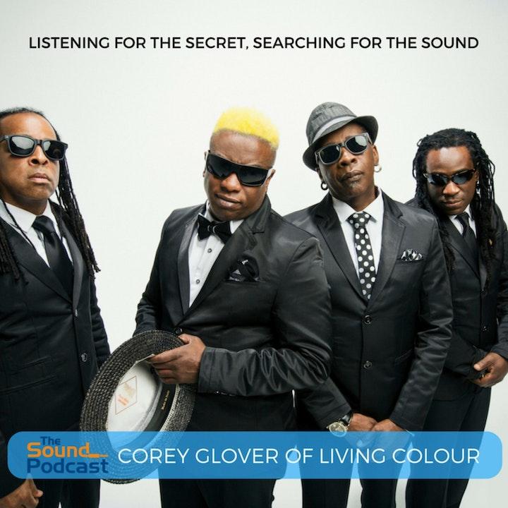 Episode 41: Corey Glover of LIving Colour