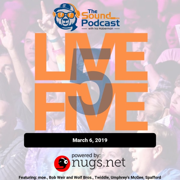 Episode: 10 - Live 5 - March 6, 2019.