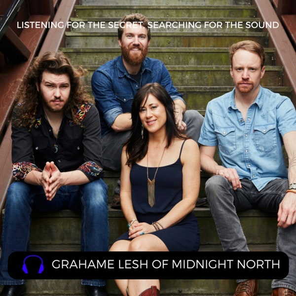 Episode 32: Grahame Lesh of Midnight North